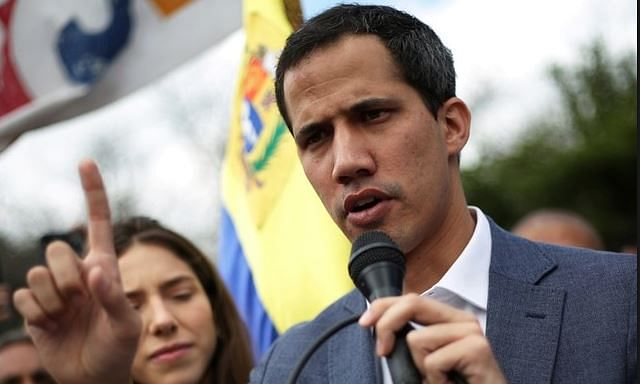 Venezuelan officials claims Guaido acknowledged being under US pressure