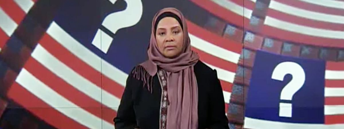 Iranian TV Anchor Hashemi Says US Detained Her as Warning