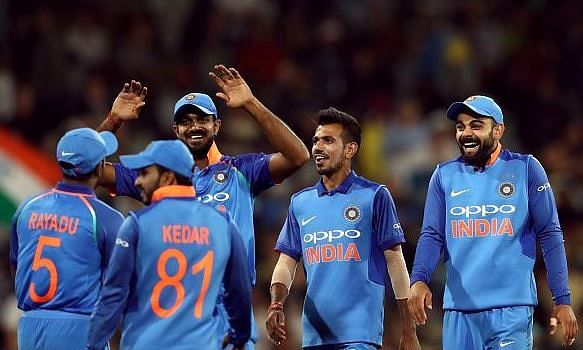 India win by seven wickets against New Zealand in the third ODI