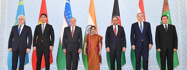 India, Central Asian countries condemn terrorism in all its forms