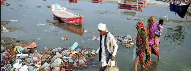 HC notice to Haryana on Yamuna pollution
