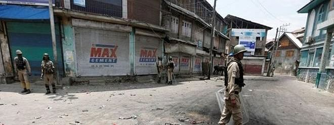 Life remains affected in Baramulla for 2nd day