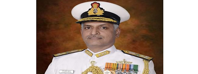 Vice Admiral G Ashok Kumar assumes charge as Vice Chief of Naval Staff