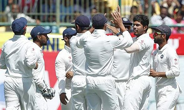 4th Test Day 3: Australia 236/6 at tea, trail India by 386 runs