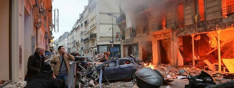 Paris bakery blast: Death toll mounts to four