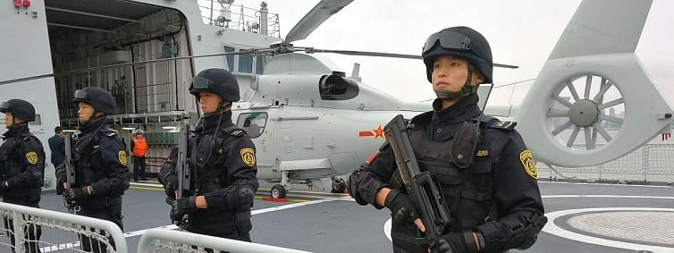China's rise as a military power threat to Taiwan: Pentagon