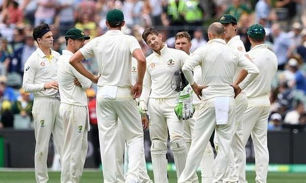 Aaron Finch,Peter Handscomb, Mitchell Marsh, Shaun Marsh dropped