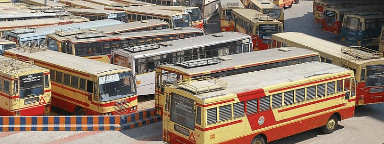 KSRTC staff on indefinite stir from midnight despite HC order