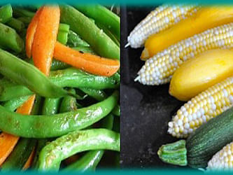 Two Vegetable Combos - 2