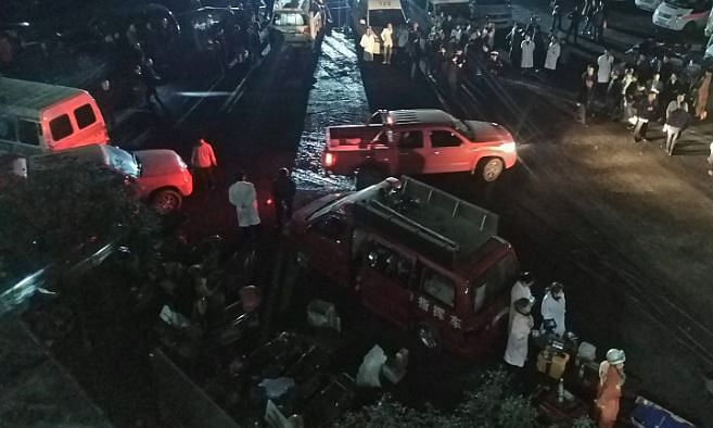 China coal mine accident leaves 19 dead