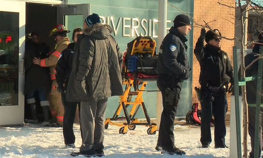 Carbon monoxide leak: 43 students hospitalised in Canada