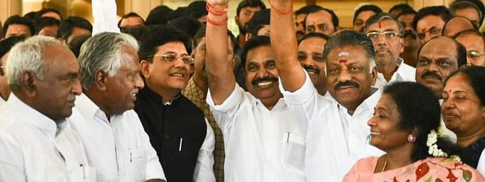 Delhi High Court upholds EC order on AIADMK symbol to OPS-EPS factions