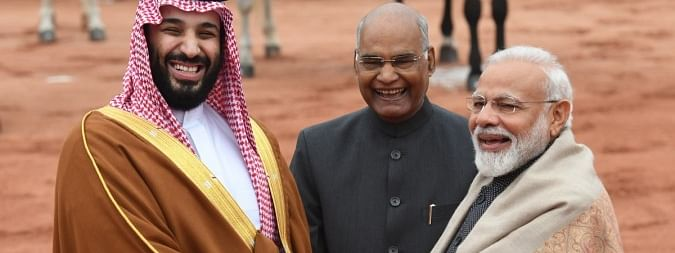 Good India-Saudi relation is in 'our DNA', says visiting Crown Prince, PM Modi agrees