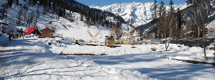 Tourist resorts in HP experience more snowfall
