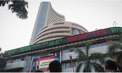 Sensex slump by 737.53 pts during week