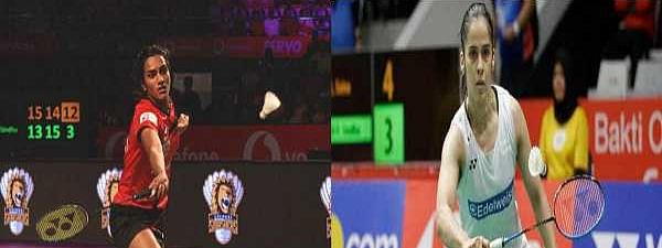 Sindhu down to number 4, Saina retains number 9 slot