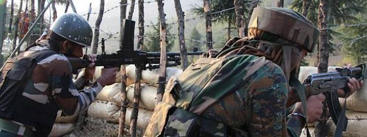 Pak violates ceasefire, fires unprovoked along LoC in Poonch; Indian Army retaliates