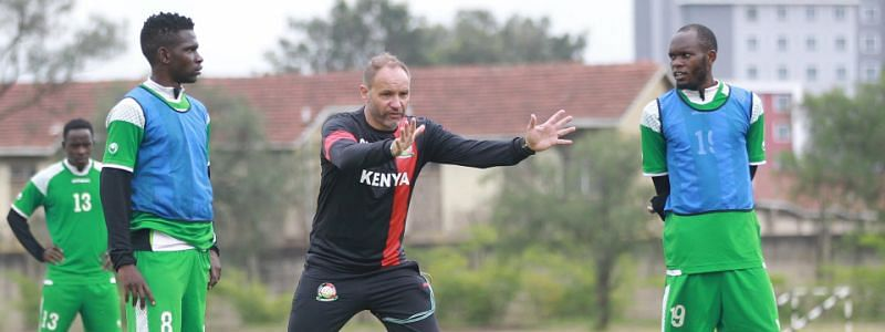 Pressure on Kenya to win Africa nations C'ships, AFCON: coach