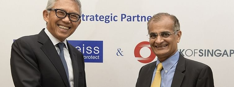 Edelweiss and Bank of Singapore form partnership to tap into India's growth