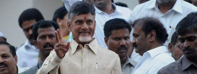 Political mileage should not be kept in view in protecting country: Naidu