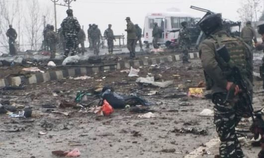 31 CRPF men killed in J&K attack, Modi condemns