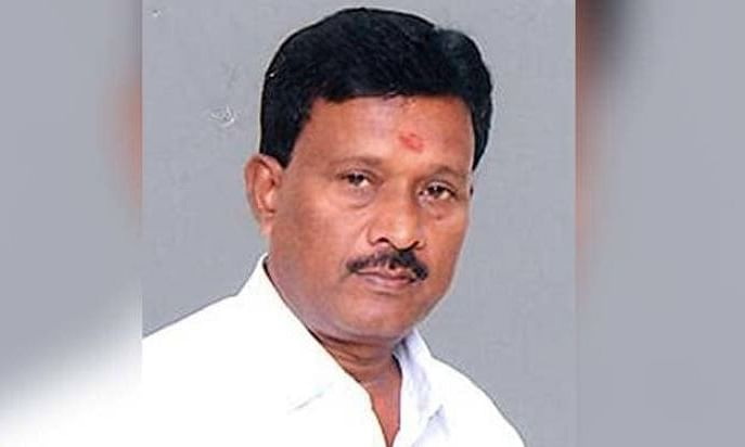 AIADMK MP Killed in accident