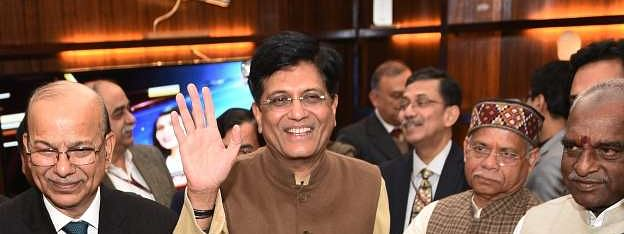 New scheme to benefit 12 cr farmers from Dec 1, 2018: FM Goyal