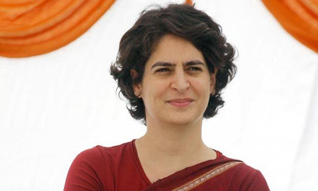Priyanka won't contest from Varanasi, Cong fields Ajay Rai against Modi