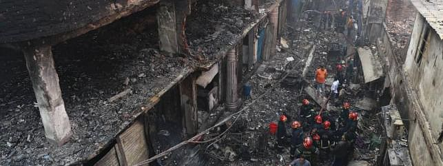 Dhaka: 70 dead bodies recovered, death toll to rise
