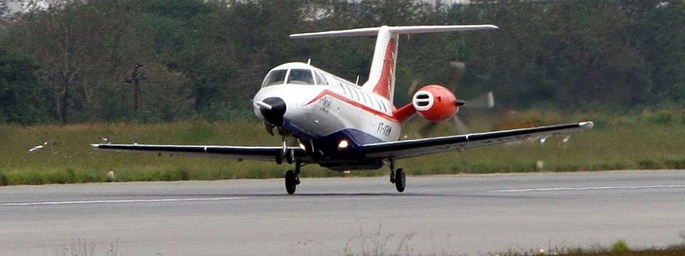 Ministry of Defence gives nod for proposal to produce Saras civil aircraft by NAL