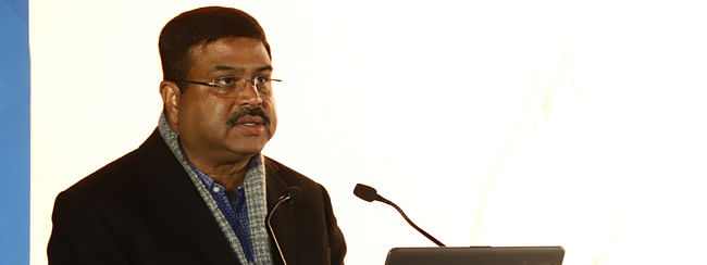 Petrotech 2019: Pradhan calls for expansion of energy supply