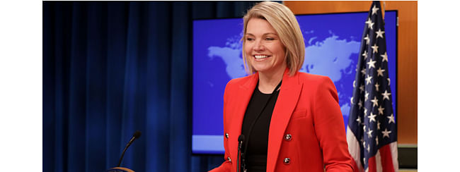 Heather Nauert withdraws nomination for post of US ambassador to UN