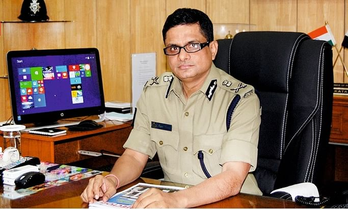 Rajeev Kumar moves session court for anticipatory bail