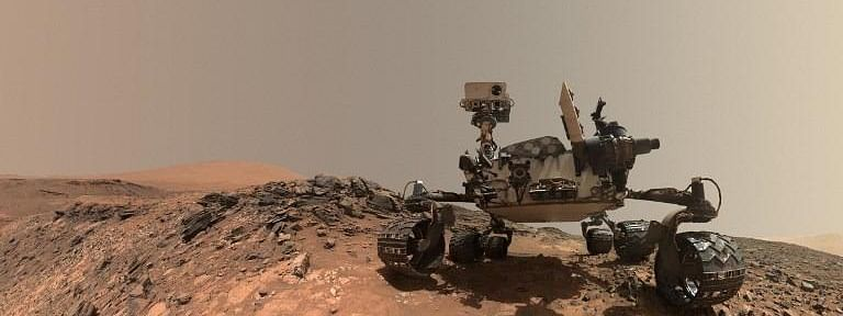 Mars rocks more porous than expected, finds NASA's Curiosity