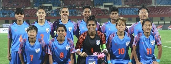 Indian women football leave for Turkish Cup