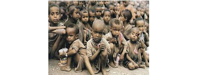 Malnutrition-a universal problem that has many forms