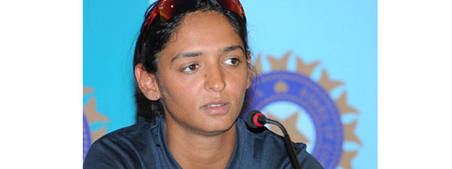 Harmanpreet Kaur out of three ODIs against England with ankle injury