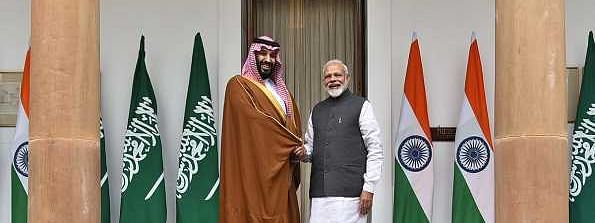 In talks with Saudi Prince, PM Modi pushes for 'all efforts' to increase pressure on Pak