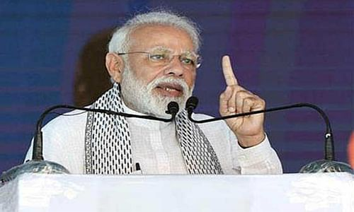 Sacrifices of soldiers won't go waste: PM