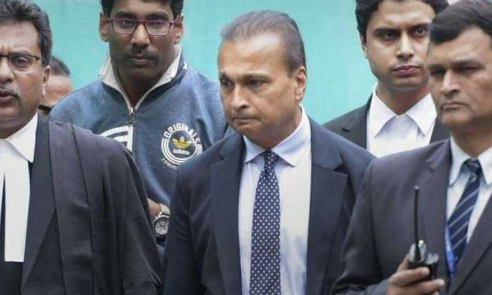 Billionaire Anil Ambani in frantic bid to ward off jail-term threat