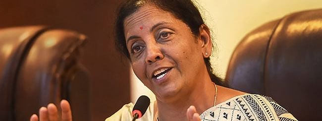Sitharaman advises defence shipyards to look for global markets