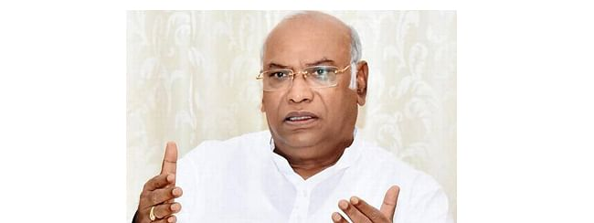 LS Polls: I will contest only from Kalaburagi and not from Kolar: Mallikarjun Kharge
