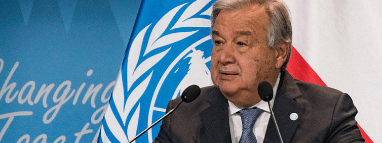Global South coop vital to climate change fight, says UN chief