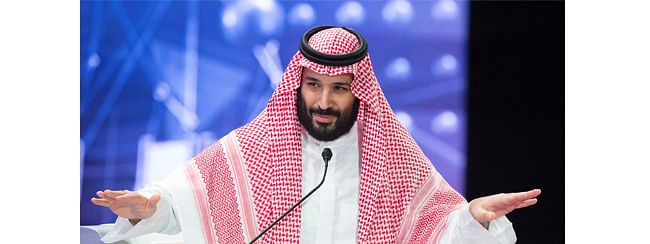 Pakistan rolls out red carpet for Saudi Crown Prince