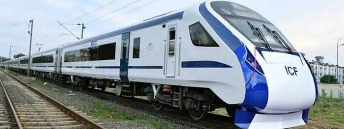 Vande Bharat Express makes commercial debut