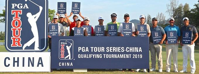 2019 PGA Tour Series-China to tee-off in Sanya on April 4th