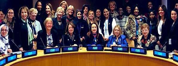 Political power of women suffering serious regression: UNGA President