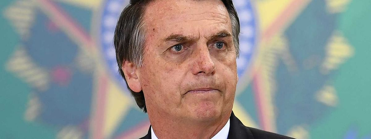 Trump to host Brazilian President at White House on March 19
