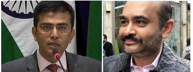 Nirav Modi extradition request pending with UK government: MEA