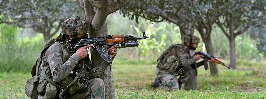 Army soldier killed by suspected militants in Pulwama